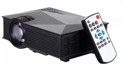 MDI 1200 lm LCD Corded Mobiles Portable Projector
