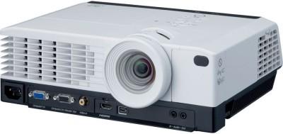 Ricoh 3000 lm DLP Corded Portable Projector(Black, White)