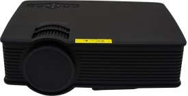 Speed 1000 lm LCD Corded Portable Projector