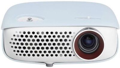 LG PW 800G 800 lm LED Corded Portable Projector