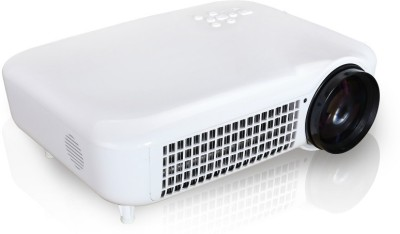 epresent 3000 lm LCD Corded & Cordless Portable Projector