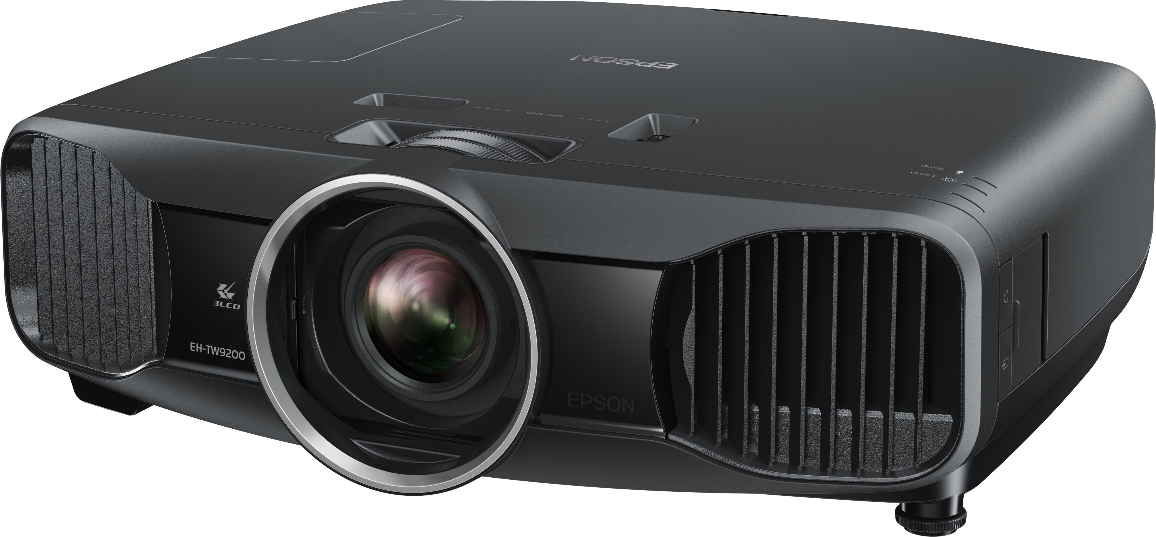 Epson 2400 lm LCD Corded Portable Projector(White)