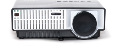 XElectron UC104 2500 lm LED Corded Portable Projector(Black)