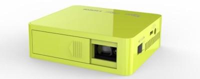 MDI UC50 800 lm DLP Cordless Portable Projector(Green)