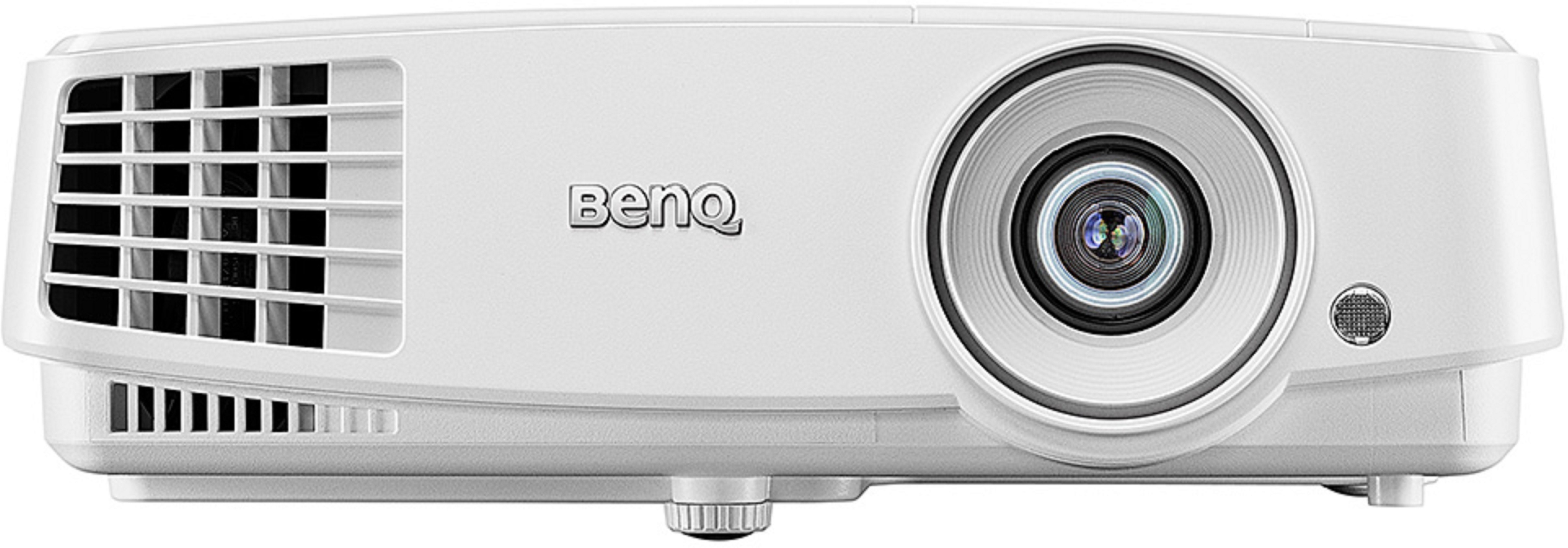 BenQ 3200 lm DLP Corded Portable Projector(Black)