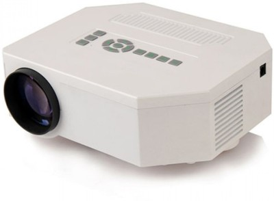 Easy 150 lm LED Corded Portable Projector