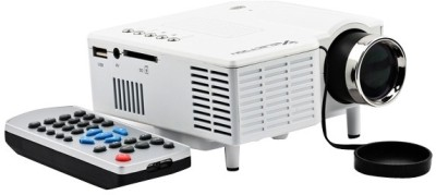 tanasen UC28+ 48 lm LED Corded Portable Projector