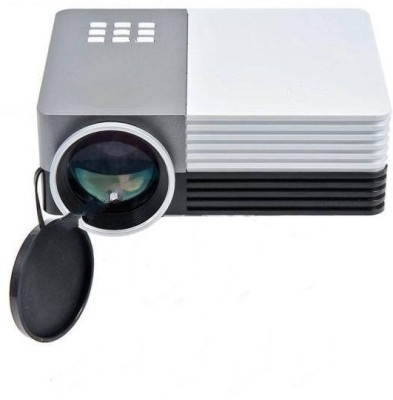 Microware 150 lm LED Corded Portable Projector