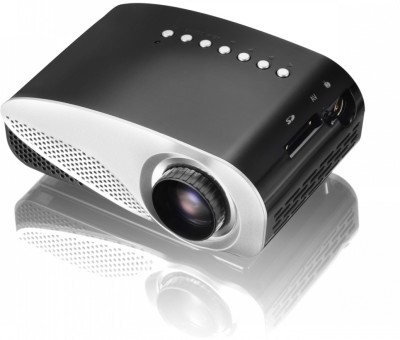 Optama gp8s 150 lm LED Corded Portable Projector