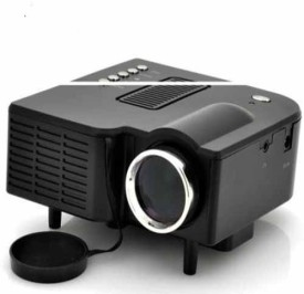 Style Maniac Pro 50 lm LED Cordless Portable Projector