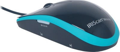 Iris Scan Mouse Portable Scanner
