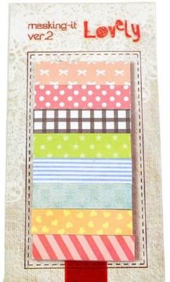 Arra Fashion Designer 160 Sheets Regular, 8 Colors(Set Of 3, Multi colour)