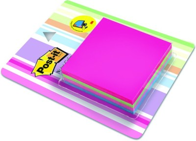 Post-It Magic Cubes 200 Sheets Pop-up, 4 Colors