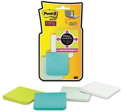 3M Office Products Regular, 4 Colors