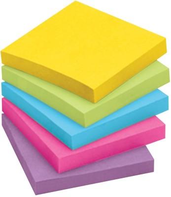 phonoholic magic cubes 25 Sheets Regular, 3 Colors(Set Of 5, Yellow, Orange, Green)