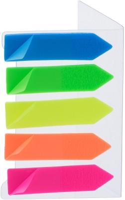 Chrome Neon Flags Arrow 25 Sheets Regular, 5 Colors