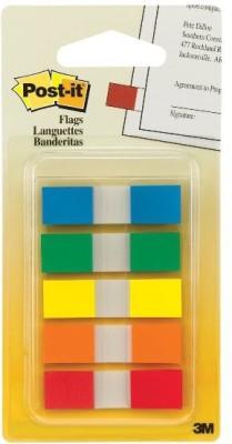 3M Cube 100 Sheets Dispenser, 5 Colors