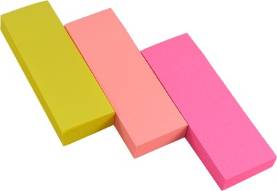 Saamarth Impex Sticky Notes 100 Sheets Pop-up, 3 Colors