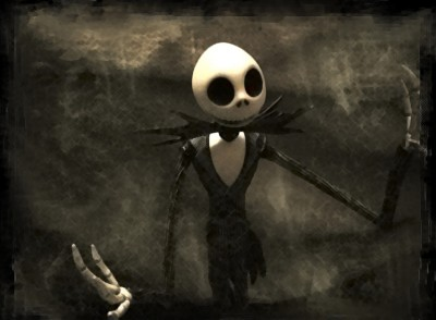 Movie The Nightmare Before Christmas Nightmare Before Christmas HD Wall Poster Paper Print