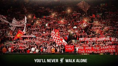 Athah Fine Quality Poster FC Liverpool A HD shi Fine Art Print