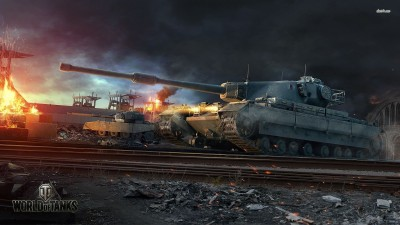 World of Tanks Athah Fine Quality Poster Paper Print