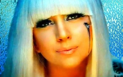 Music Lady Gaga Singers United States Gaga Face Entertainer HD Wall Poster Paper Print