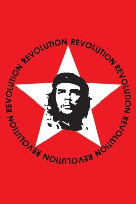 Athah Poster Che - Revolution Paper Print
