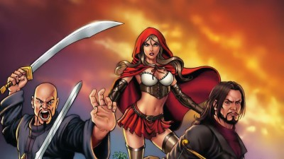 Grimm Fairy Tales: Realm Knights HD Wall Poster Paper Print