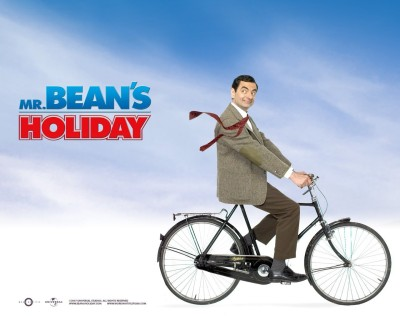 Movie Mr Bean Mr.bean Holiday HD Wall Poster Paper Print