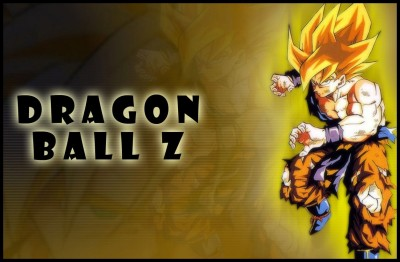 Anime Dragon Ball Z Poster Paper Print