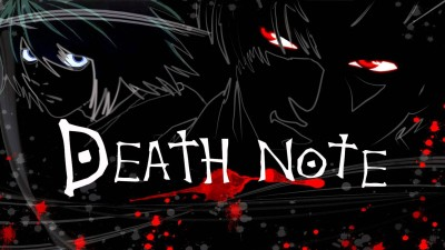 Death Note A3 HD Poster Art shi449 Photographic Paper