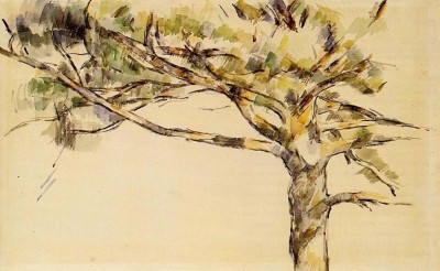 The Museum Outlet Large Pine (study), 1890-95 02 (Medium) Canvas Painting