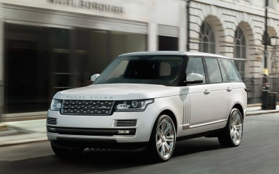 Athah 2014 Land Rover Range Rover Poster Paper Print
