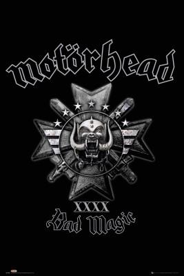 Official Motorhead Bad Magic (Global) Paper Print