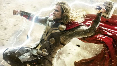Athah Poster Thor -The Dark World 2 Paper Print