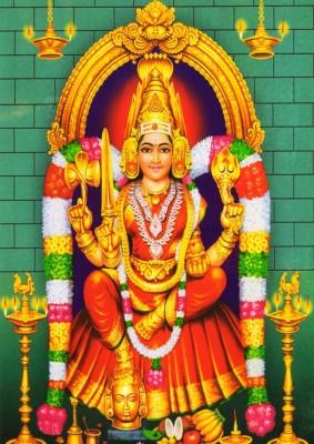 Posterhouzz Poster - Religious ,Jai Maa Saraswati