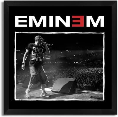 Eminem Bad Meets Evil (Officially Licensed) Framed Paper Print