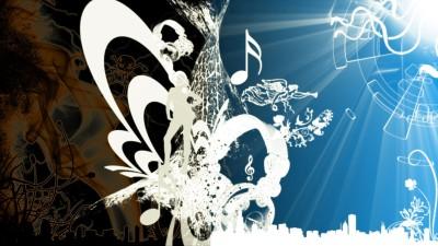 Music Artistic HD Wall Poster Paper Print