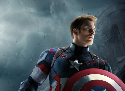 Movie Avengers: Age Of Ultron The Avengers Avengers Chris Evans Captain America HD Wall Poster Paper Print