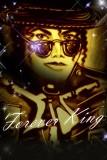 Posterskart Michael Jackson Sand Art Pos...