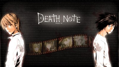 Death Note A3 HD Poster Art shi443 Photographic Paper