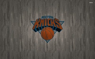 New York Knicks logo Athah Fine Quality Poster Paper Print
