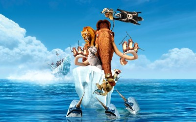 Movie Ice Age: Continental Drift Ice Age HD Wall Poster Paper Print
