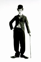 Oshi - My Charlie Chaplin Paper Print(18 inch X 12 inch, Streched)