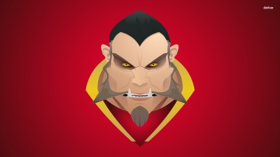 Lycan - Dota 2 Athah Fine Quality Poster Paper Print
