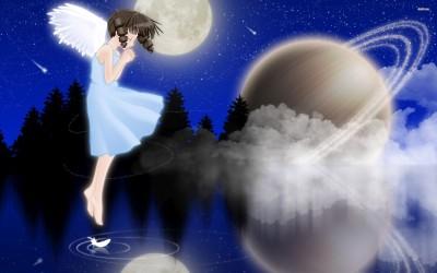 Mitsuki Kira - Full Moon o Sagashite Athah Fine Quality Poster Paper Print
