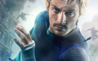 Movie Avengers: Age Of Ultron The Avengers Avengers Aaron Taylor-Johnson Quicksilver HD Wall Poster Paper Print