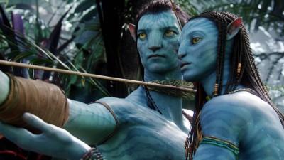 Movie Avatar Pandora Neytiri HD Wall Poster Paper Print