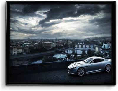 Aston Martin Canvas Art