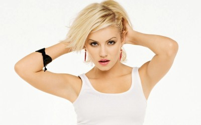Celebrity Elisha Cuthbert Actresses Canada HD Wall Poster Photographic Paper